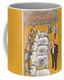 New Yorker February 14th, 1948 Coffee Mug