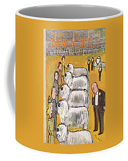 New Yorker February 14th, 1948 Coffee Mug