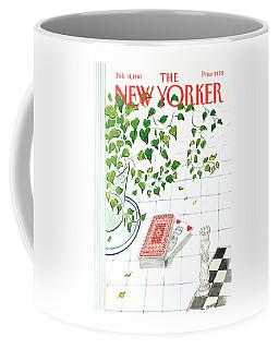 New Yorker February 14th, 1983 Coffee Mug
