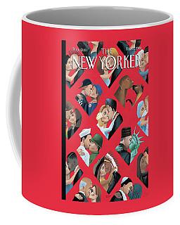 New Yorker February 14th, 2000 Coffee Mug