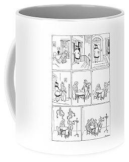 New Yorker February 15th, 1941 Coffee Mug