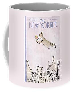 New Yorker February 15th, 1964 Coffee Mug