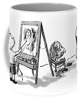 New Yorker February 16th, 1952 Coffee Mug