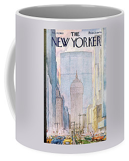 New Yorker February 16th, 1963 Coffee Mug