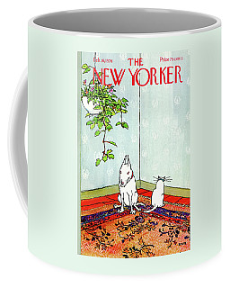 New Yorker February 16th, 1976 Coffee Mug