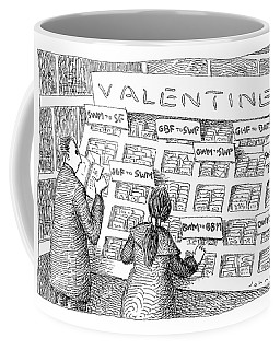 New Yorker February 16th, 1998 Coffee Mug
