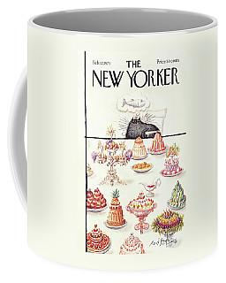 New Yorker February 17th, 1973 Coffee Mug