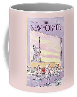 New Yorker February 17th, 1992 Coffee Mug