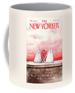 New Yorker February 18th, 1991 Coffee Mug