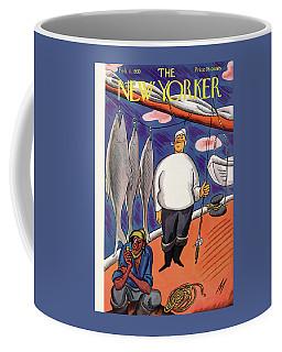 New Yorker February 1st, 1930 Coffee Mug