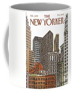 New Yorker February 1st, 1982 Coffee Mug