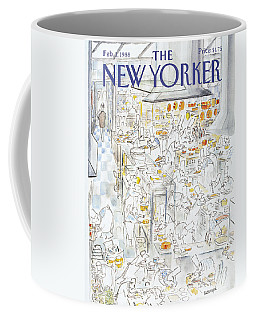 New Yorker February 1st, 1988 Coffee Mug