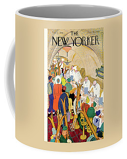 New Yorker February 22nd, 1941 Coffee Mug