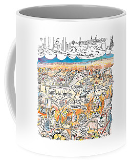 New Yorker February 22nd, 1999 Coffee Mug