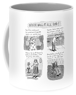 New Yorker February 23rd, 1998 Coffee Mug