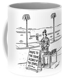 New Yorker February 23rd, 1998 Coffee Mug