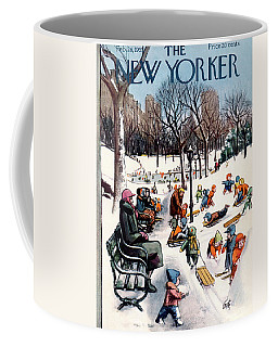 New Yorker February 26th, 1955 Coffee Mug