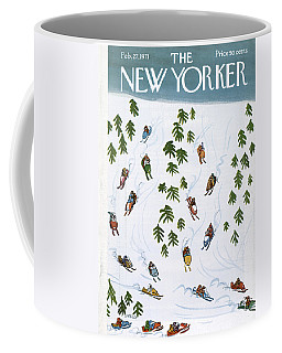 New Yorker February 27th, 1971 Coffee Mug