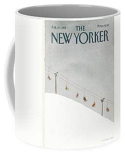 New Yorker February 27th, 1984 Coffee Mug