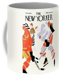 New Yorker February 28th, 1970 Coffee Mug