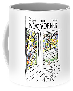 New Yorker February 28th, 1994 Coffee Mug
