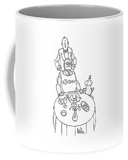 New Yorker February 2nd, 1987 Coffee Mug