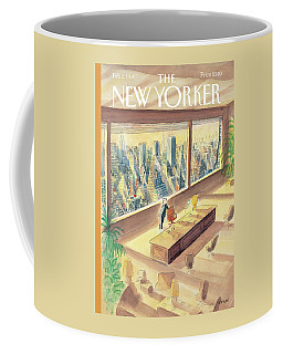 New Yorker February 2nd, 1998 Coffee Mug