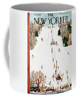 New Yorker February 3rd, 1951 Coffee Mug
