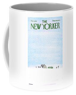 New Yorker February 3rd, 1973 Coffee Mug
