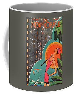 New Yorker February 5th, 1927 Coffee Mug