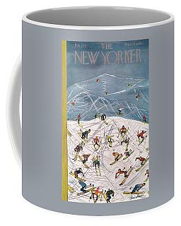 New Yorker February 5th, 1955 Coffee Mug