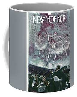 New Yorker February 6th, 1943 Coffee Mug