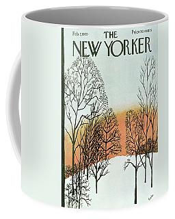 New Yorker February 7th, 1970 Coffee Mug