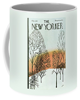 New Yorker February 7th, 1970 Coffee Mug