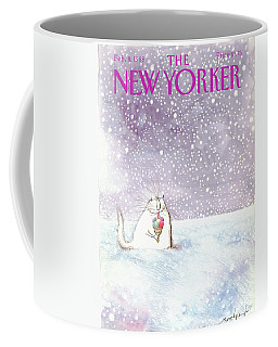 New Yorker February 8th, 1988 Coffee Mug