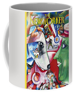 New Yorker February 8th, 1993 Coffee Mug