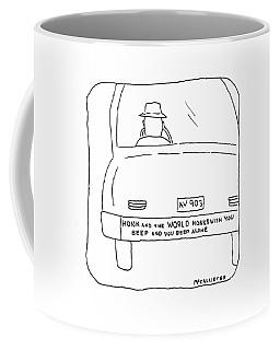 New Yorker February 8th, 1993 Coffee Mug