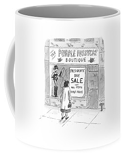 New Yorker February 9th, 1998 Coffee Mug