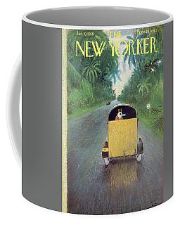 New Yorker January 10th, 1959 Coffee Mug