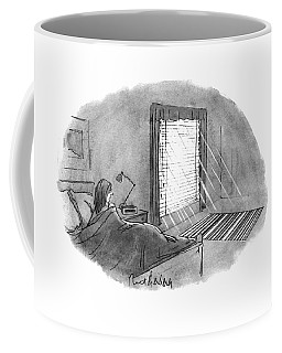 New Yorker January 10th, 1994 Coffee Mug