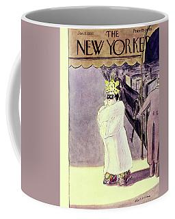 New Yorker January 11 1936 Coffee Mug