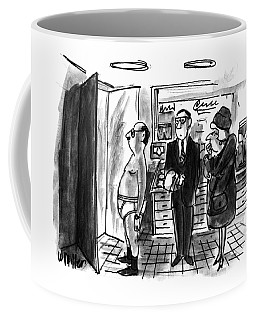 New Yorker January 11th, 1993 Coffee Mug