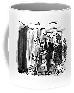 New Yorker January 11th, 1993 Coffee Mug