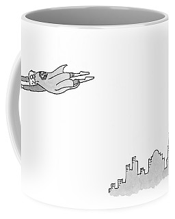 New Yorker January 11th, 1999 Coffee Mug