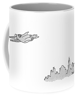 New Yorker January 11th, 1999 Coffee Mug