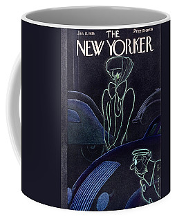 New Yorker January 12 1935 Coffee Mug