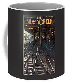 New Yorker January 12th, 1963 Coffee Mug