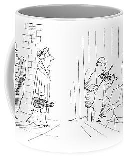New Yorker January 12th, 1987 Coffee Mug