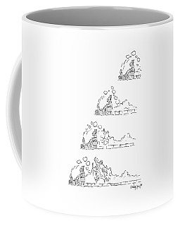 New Yorker January 12th, 1987 Coffee Mug