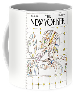 New Yorker January 12th, 1998 Coffee Mug